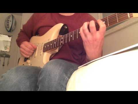Spanky Alford - Bring it on Home to Me (Lady) Intro Cover