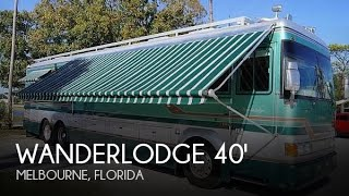 [SOLD] Used 1991 Wanderlodge 40 Wide Body in Melbourne, Florida