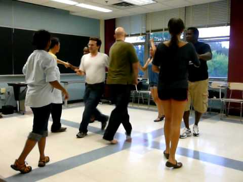 MSalsa Instructor Training - video 2, Festival Enchufe (Crucado) Travel Video