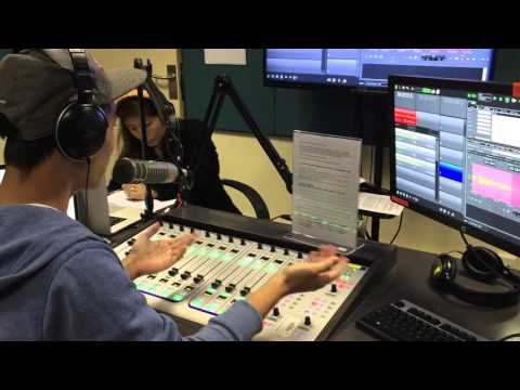 Radio Production 2: Asst#3 On-air + Phone-in NETIA Test