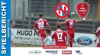 FC Eintracht Norderstedt - SC Weiche Flensburg 08 (28. Spieltag, Regionalliga Nord)