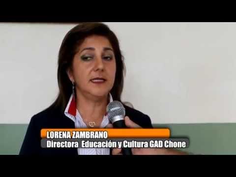Inscripiones Talleres Culturales GADM Chone