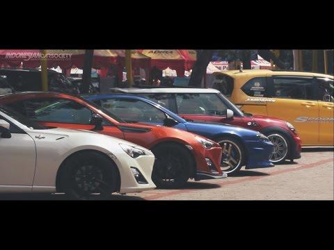 INDONESIAN CAR SOCIETY - HIN 2014 JAKARTA
