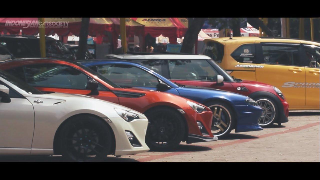 Indonesian Car Society Hin 2014 Jakarta Youtube