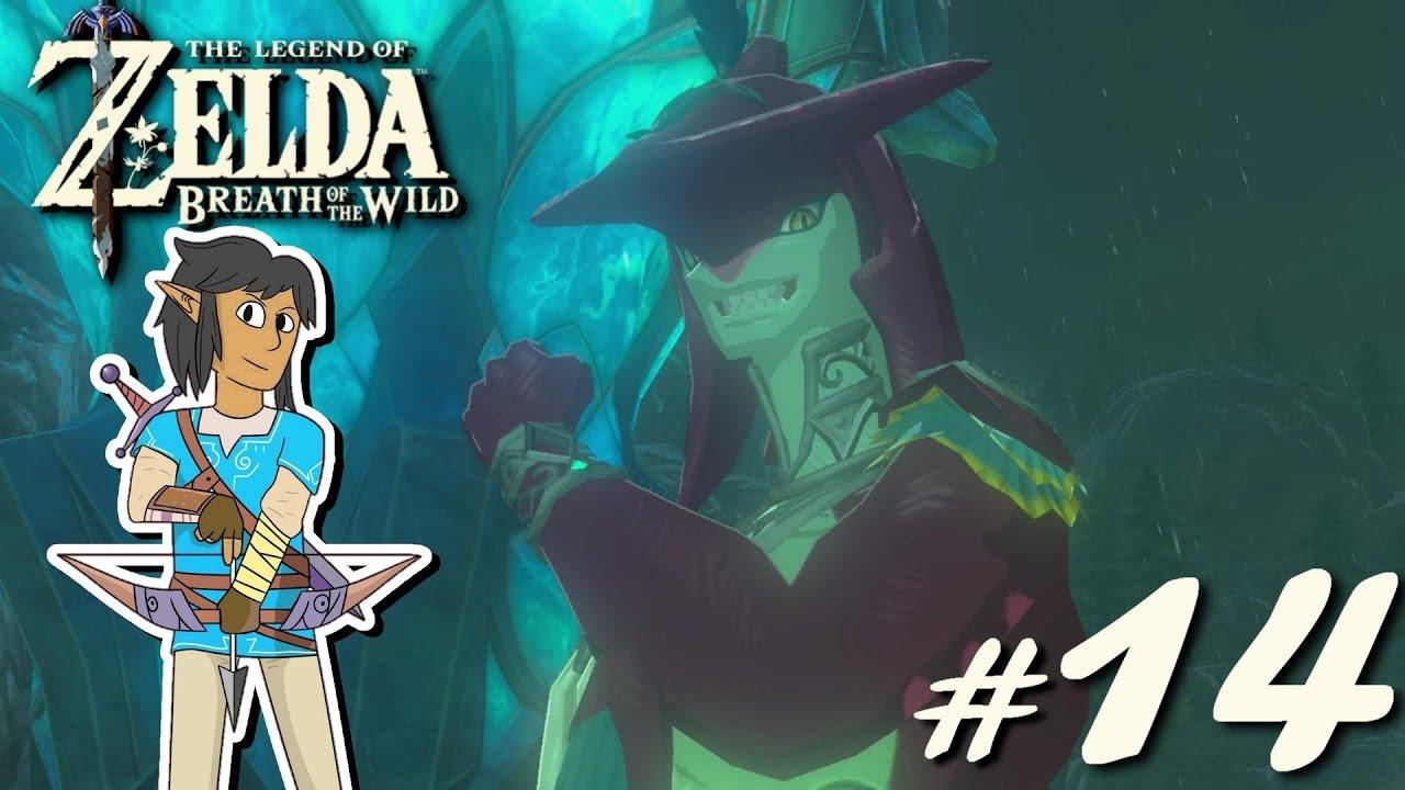 Moth Suicide The Legend of Zelda: Breath of The Wild [#14 ...