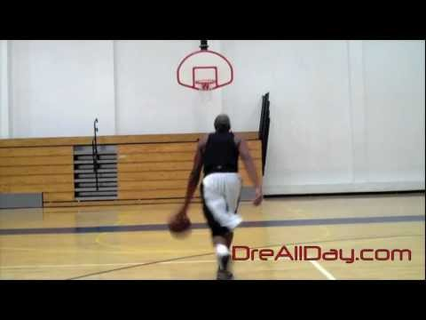 Windmill Crossover Tutorial [Dwyane Wade] How-To | Scoring Signature Moves NBA | Dre Baldwin
