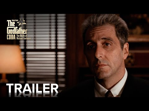 THE GODFATHER CODA: THE DEATH OF MICHAEL CORLEONE | Official Trailer [HD] | Paramount Movies