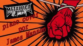 St. Anger | piano cover por James Manson