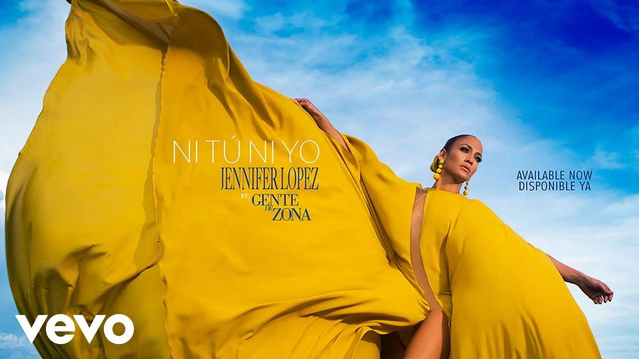 Jennifer Lopez - Ni Tú Ni Yo (Audio) ft. Gente de Zona