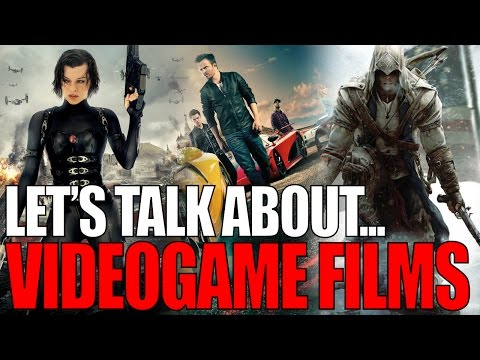 Let's Talk About...Video Game Films!