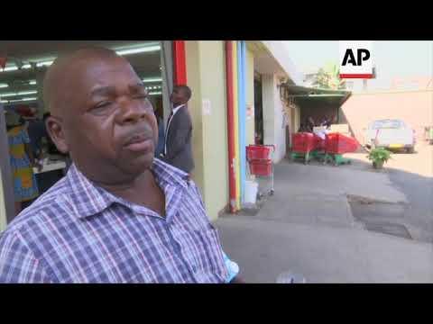 Fuel queues stretch several kilometres in Zimbabwe