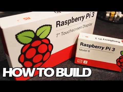 GUIDE: BUILD A RASPBERRY PI3 WITH TOUCHSCREEN FOR CAR DASHBOARD