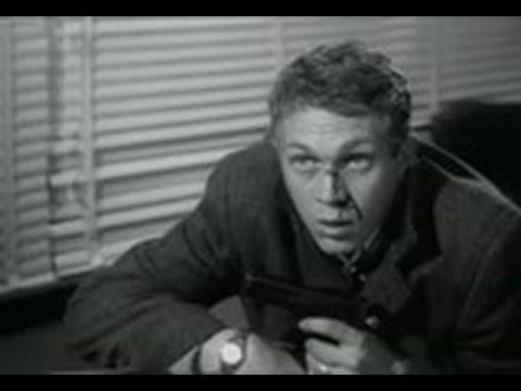 Steve Mcqueen Movies The Saint Louis Bank Robbery David Clarke