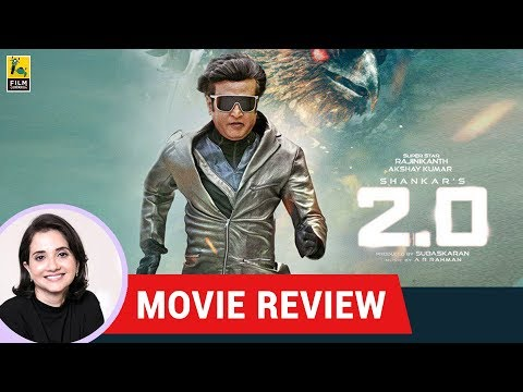 Anupama Chopra's Movie Review of 2.0 | S. Shankar | Rajinikanth | Akshay Kumar