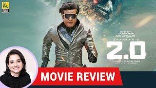 Anupama Chopra's Movie Review of 2.0 | S. Shankar | Rajinikanth | Akshay Kumar
