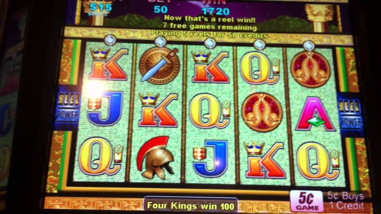 Slot Machine Bonus Pompeii Plus Retrigger 25 Free Spins