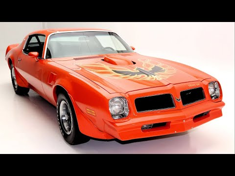 Why The Pontiac Trans Am Ruled In 1976