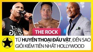 The Rock – Từ Huyền Thoại Đấu Vật Đến Siêu Sao Hành Động Kiếm Tiền Giỏi Nhất Hollywood