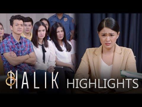 Jade plays the victim in court's witness stand | Halik