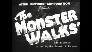 1932 The Monster Walks Spooky Movie Dave