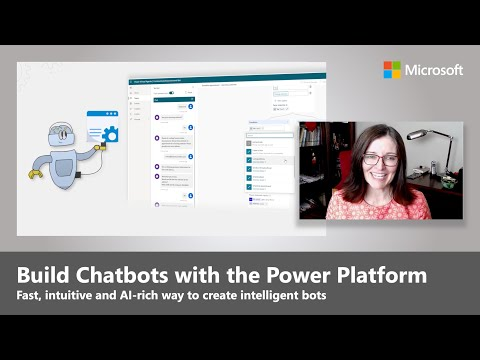 How to Build (automated, no code) Chatbots with Microsoft Power Virtual Agents