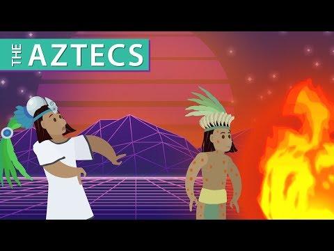 The Aztecs for Kids