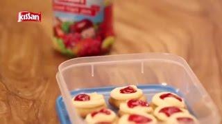 Kissan Jam Cookies