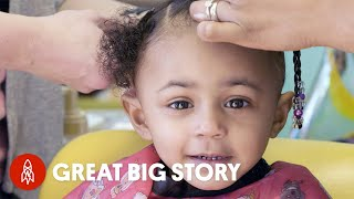 Teaching Adoptive Parents to Care for Natural Hair