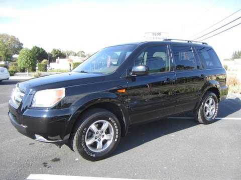 SOLD 2006 Honda Pilot EX-L 2WD Meticulous Motors Inc Florida For Sale