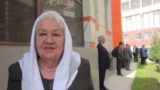 Маросими видоъ бо Мушаррафа Қосимова