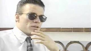 VAN DAMME vs LUNDGREN - Fighting Reality INTERVIEW - (Universal Soldier 1)