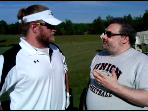 ARTIE LANGE Interviews Nick Mangold of the Jets PART 2