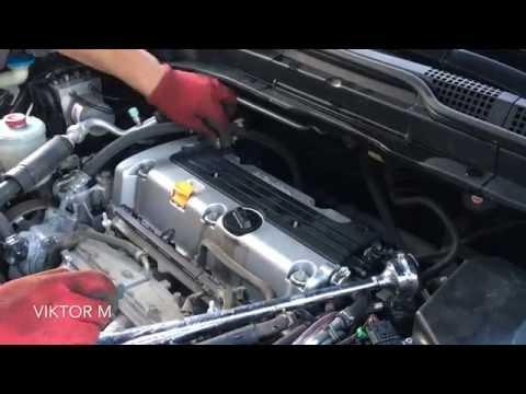видео: Регулировка клапанов honda cr-v 3 2.4 2007-2011