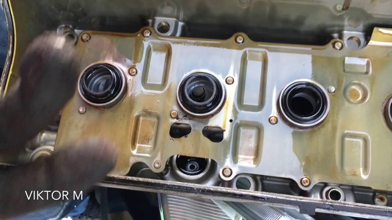 двигатель honda k24z4 кол-во масла