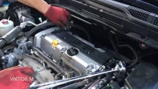 Регулировка клапанов Honda CR-V 3 2.4 2007-2011