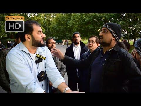 **Must Watch** P2 - Seek Justice! Adnan Vs Raj (Sikh) |  Speakers Corner | Hyde Park