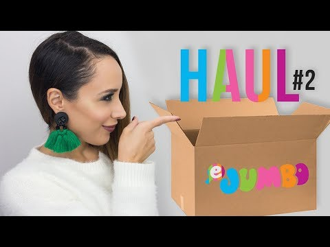 HUGE JUMBO HAUL 2(HOME EDITION)!!!!!!