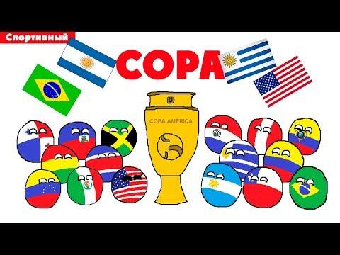 Кубок Юной (Южной) Америки. Все победители. История турнира.