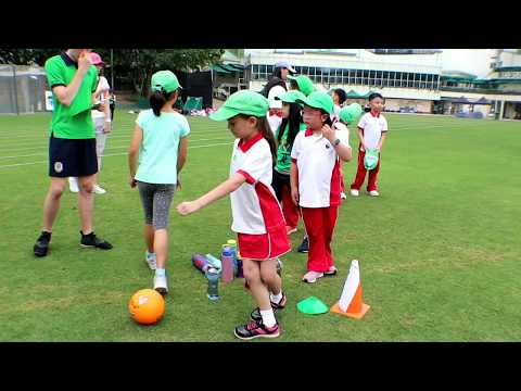 Carissa Sports Day. SD Kelas 3.