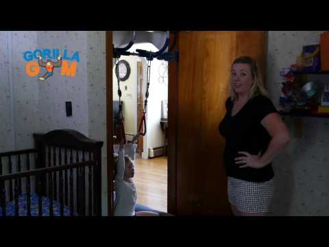 Gorilla Gym Kids Deluxe At Home Testimonial