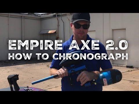 Empire Axe 2.0 [Tutorial] How to Chronograph
