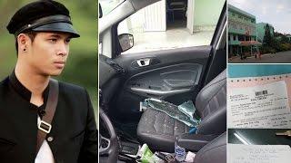 Trương Thế Vinh bị trộm đập vỡ xe cướp đồ trong lúc đi khám bệnh - Tin Tức Sao Việt