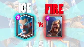 Ice Wizard vs WIzard - IS WIZARDS STILL BETTER ? watch this battle | Clash of Clans |