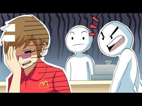 Work Stories... (McDonalds)