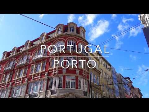 Travel Vlog ✈ Porto, Portugal