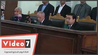 بالفيديو.. تأجيل محاكمة عادل حبارة و34 متهما في