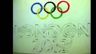 Olympics London 2012 Drawing Animation