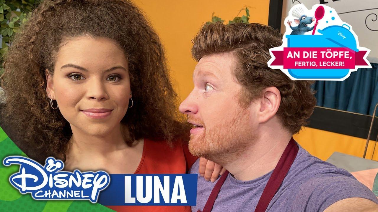 AN DIE TÖPFE, FERTIG, LECKER! - Lunas Kochheld | Disney Channel