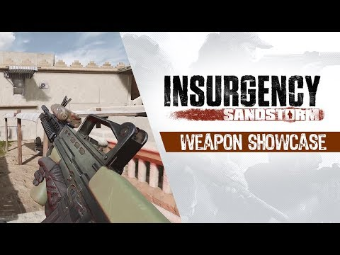 Insurgency: Sandstorm - Weapon Showcase | L85A2