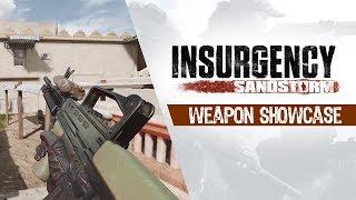 Insurgency: Sandstorm - Weapon Showcase   L85A2